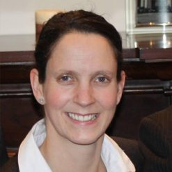 Sarah Barton (nee Hallworth)